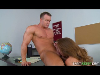Detention clean up – Maddy Oreilly